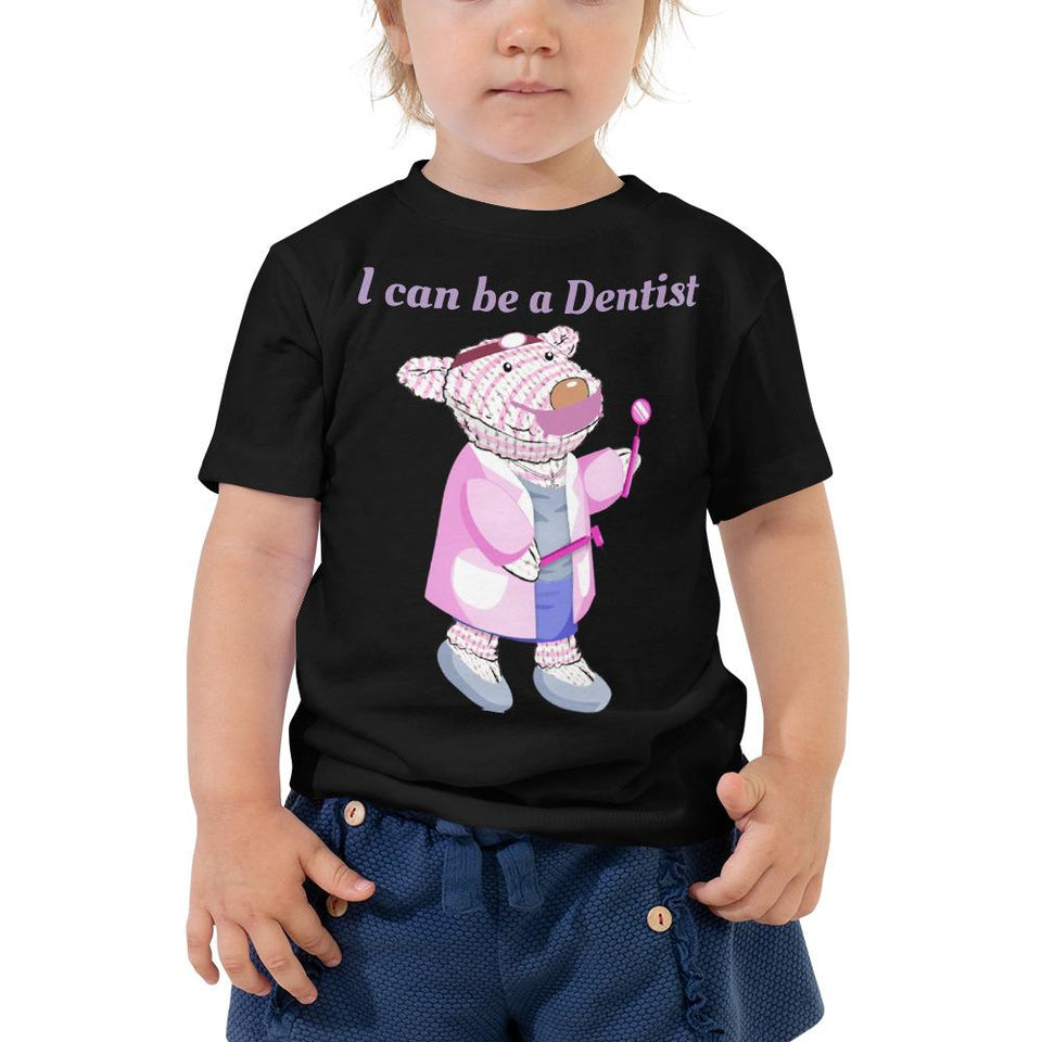 Toddler T-Shirt - Toddler T-Shirt - Joy Dentist - Philippians 4:13