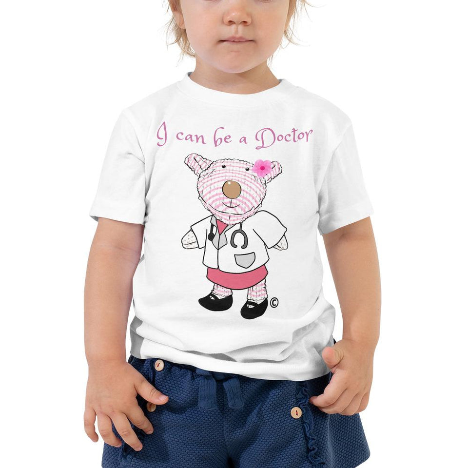 Toddler T-Shirt - Toddler T-Shirt - Joy Doctor - Philippians 4:13