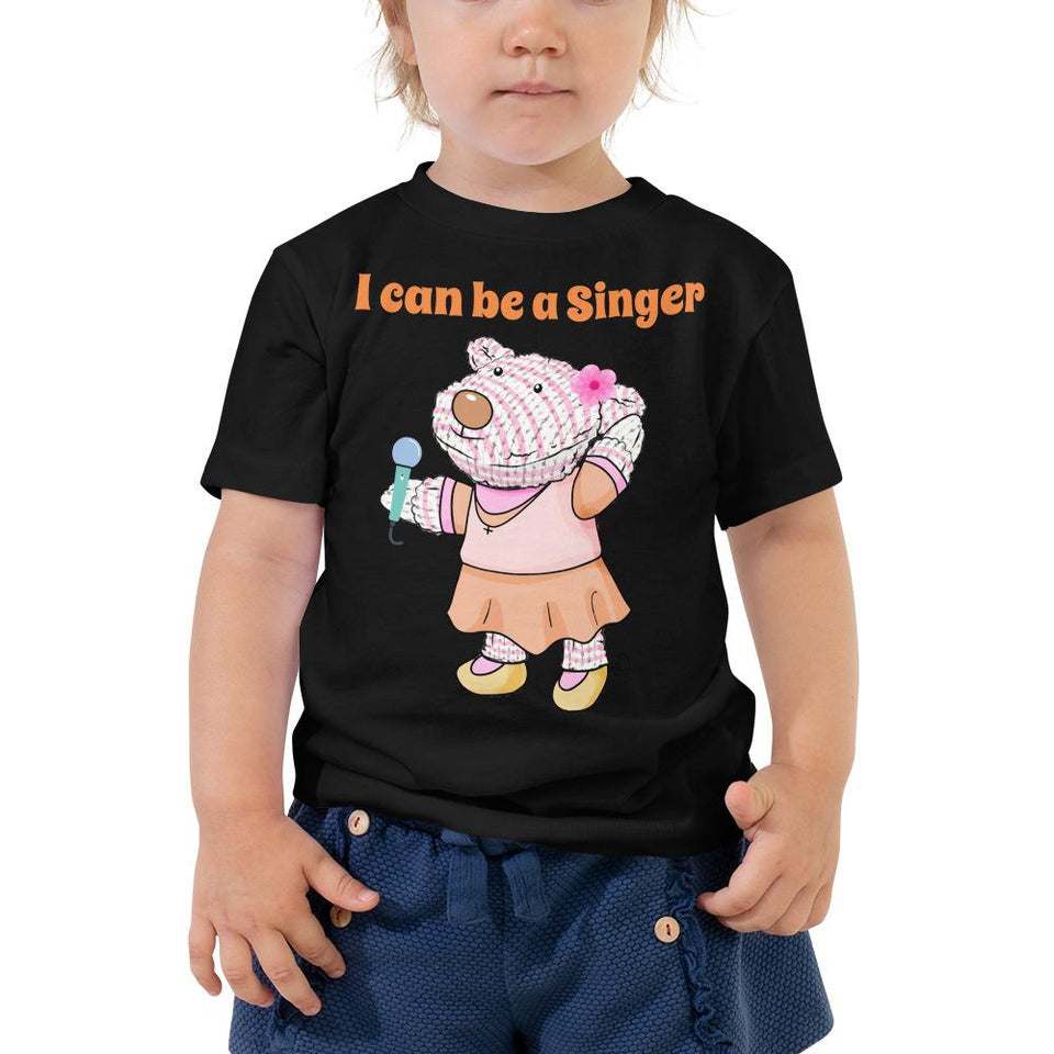 Toddler T-Shirt - Toddler T-Shirt - Joy Singer - Philippians 4:13