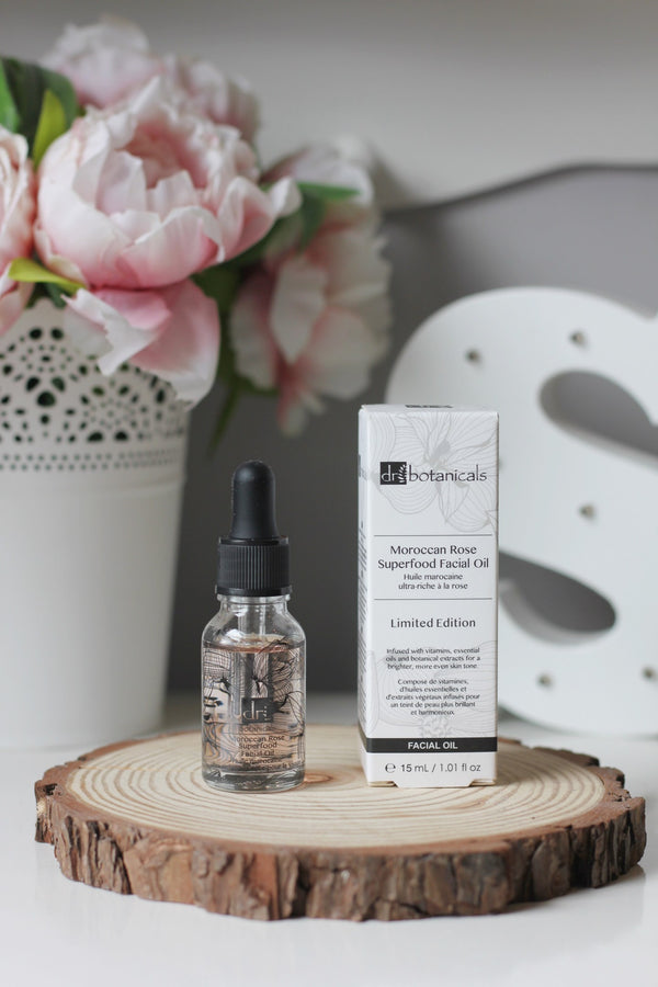 DR. BOTANICALS MOROCCAN ROSE REVIEW