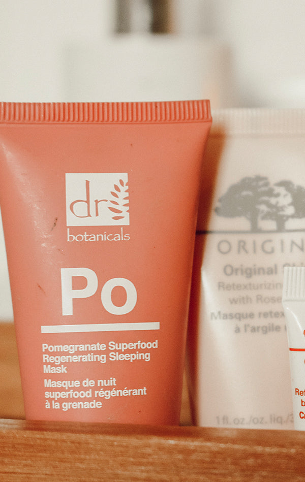 SKINCARE FAVES FT. DR. BOTANICALS