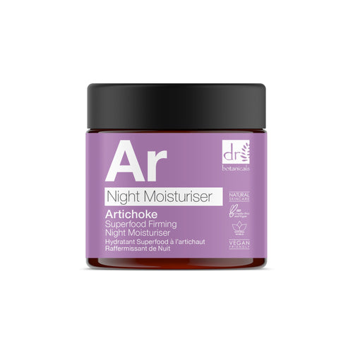 Artichoke Superfood Firming Night Moisturiser 60mls