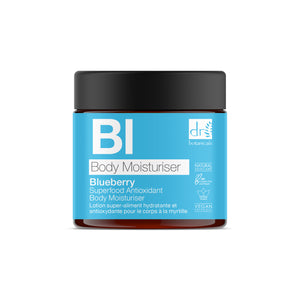 Blueberry Superfood Antioxidant Body Moisturiser 60ml