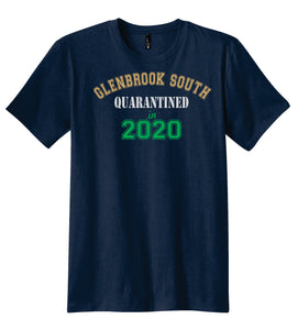 Glenbrook South Quarantined Student - Men's Tee
