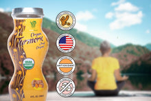 Load image into Gallery viewer, Healthee Organic Turmeric Original - Health Drink With Benefits of Turmeric
