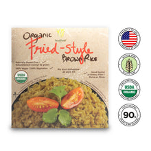 Load image into Gallery viewer, Healthee Fried Style Brown Rice - Precooked With Nutrients and Organic Grains