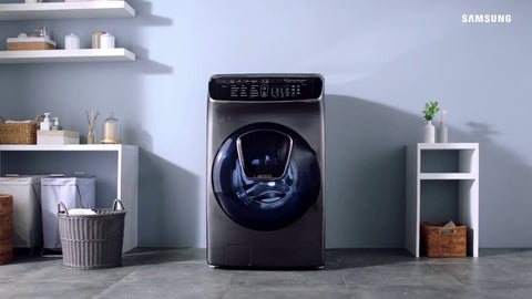 Samsung AddWash WF6500 Front Load Washer