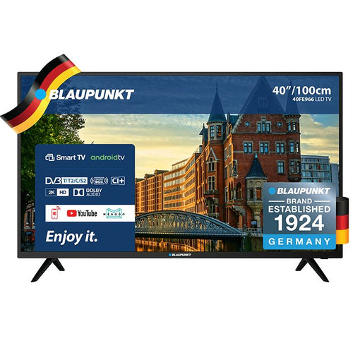 Smart Android ტელევიზორი Blaupunkt 40FE966 40 inch (101 სმ)