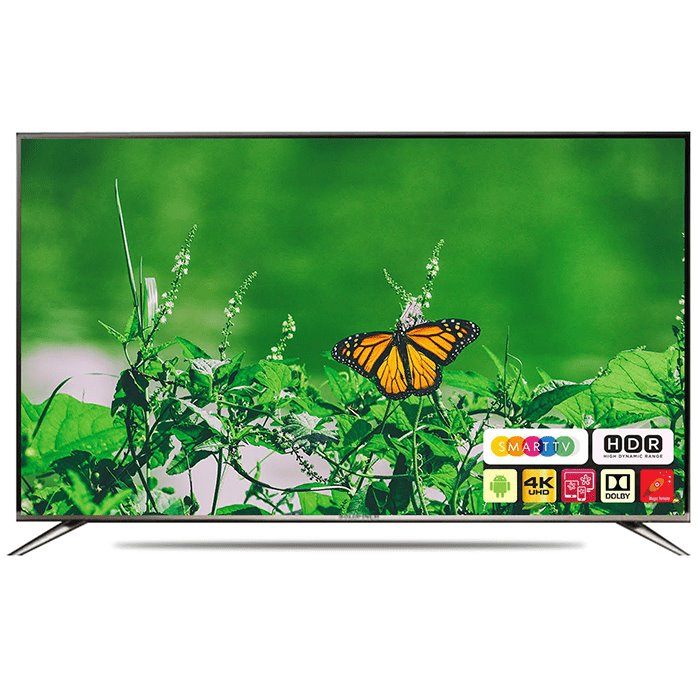 Smart 4k Android ტელევიზორი Goldfinch 50MU7200V 50 inch (127 სმ)
