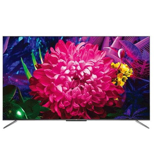 Smart 4K Android ტელევიზორი TCL QLED 55C715/RT51GS2-RU 55 inch (140სმ)