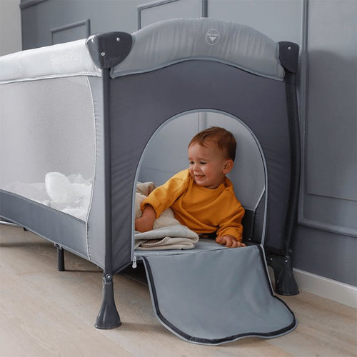 მანეჟი Hauck Sleep'n Play Go Plus Grey