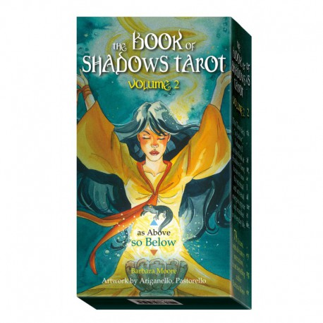 BOOK OF SHADOWS TAROT SET COMPLETE EDITION (INGLES-MULTI)