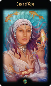 LEGACY OF THE DIVINE TAROT SET (INGLES)