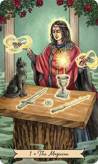 EVERYDAY WITCH TAROT (INGLES)