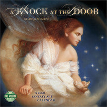 2021 A KNOCK AT THE DOOR WALL CALENDAR