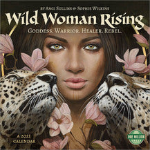 2021 WILD WOMAN RISING WALL CALENDAR