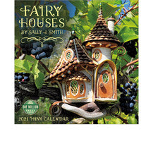2021 FAIRY HOUSES MINI CALENDAR