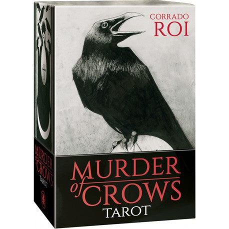 TAROT MURDER OF CROWS DECK (ESPAÑOL-MULTI)