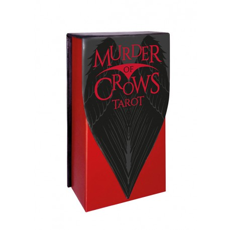 MURDER OF CROWS TAROT SET (INGLES)
