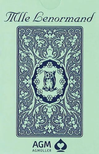 MLLE LENORMAND BLUE OWL RELAUNCH (INGLES)