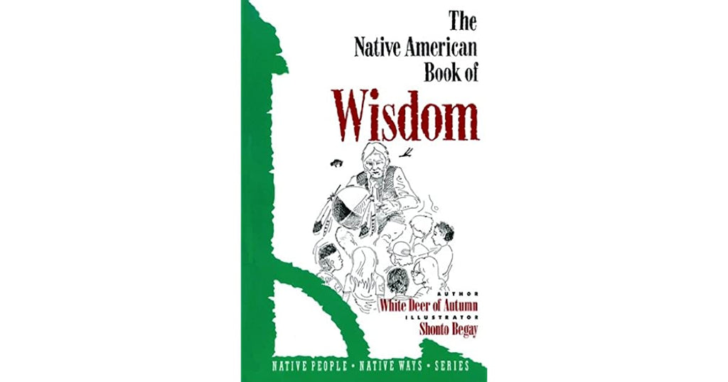 NATIVE AMERICAN BOOK OF WISDOM, THE
