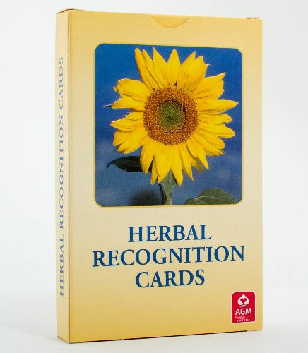 HERBAL RECOGNITION CARDS (INGLES)