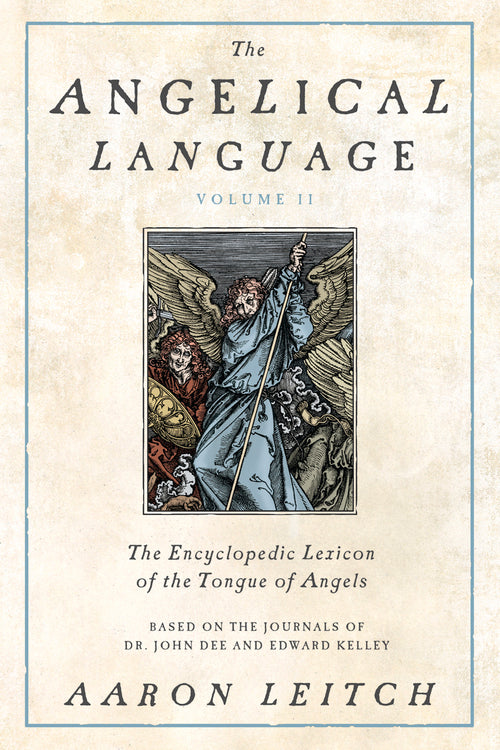 ANGELICAL LANGUAGE VOL2