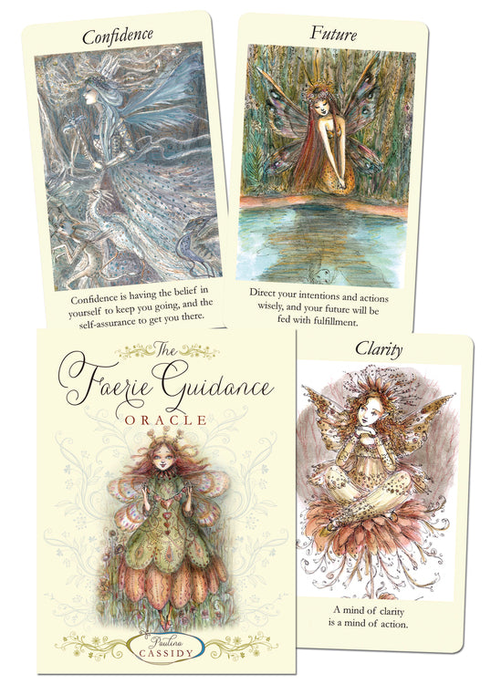 FAERIE GUIDANCE ORACLE (INGLES)