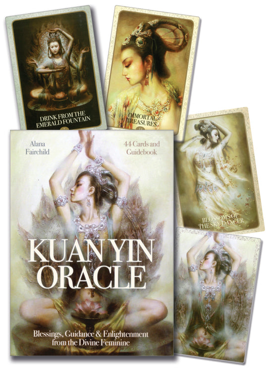 KUAN YIN ORACLE (INGLES)