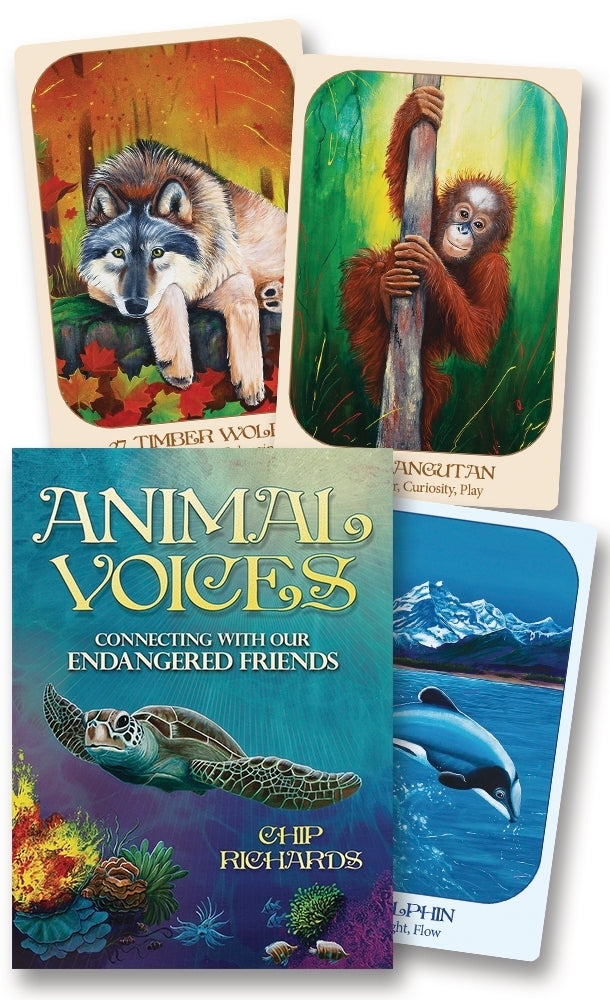 ANIMAL VOICES ORACLE (INGLES)