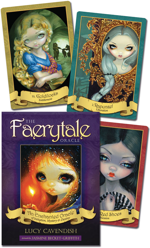 FAERYTALE ORACLE, THE (INGLES)