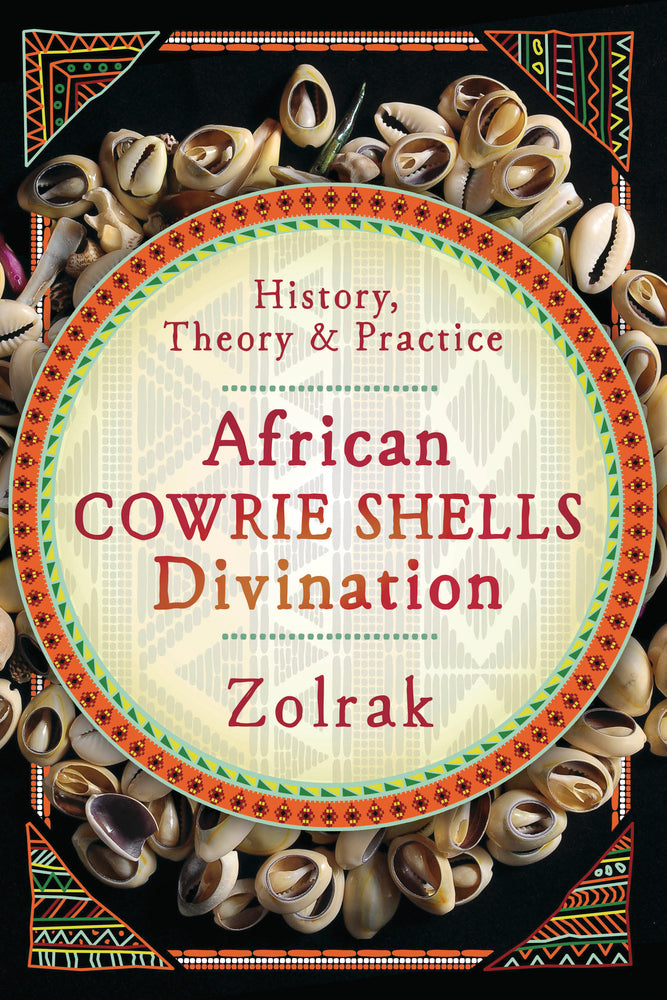 AFRICAN COWRIE SHELLS DIVINATION