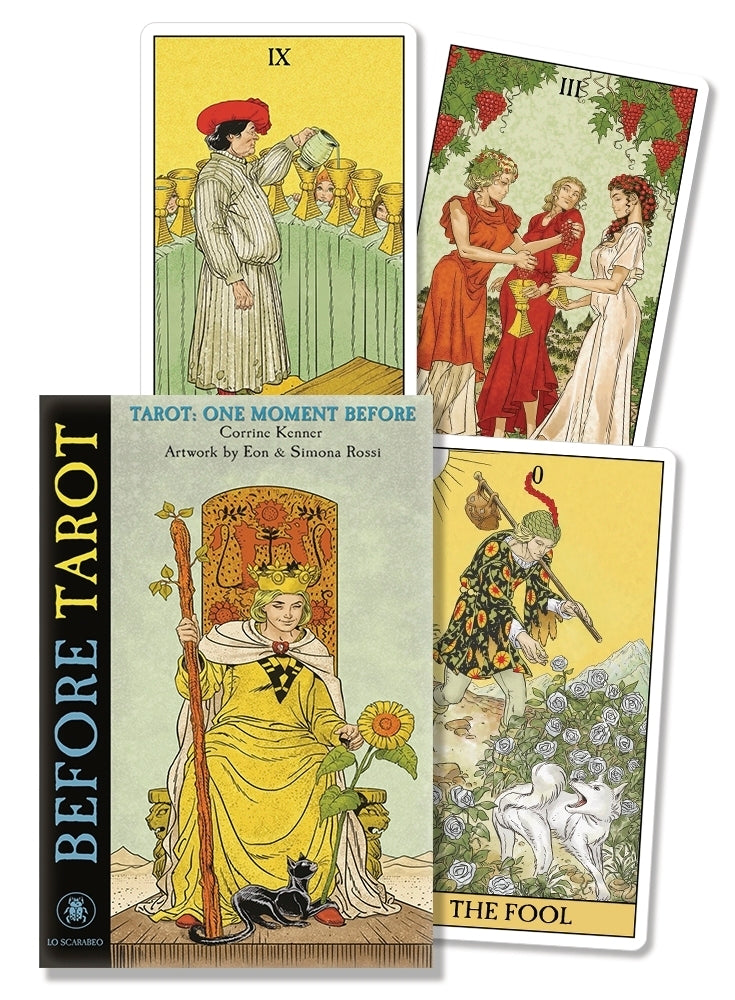 BEFORE TAROT SET (INGLES-MULTI)