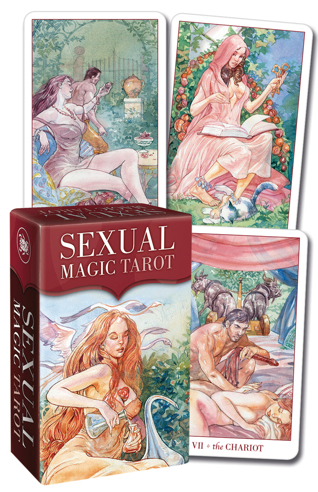 TAROT MAGIA SEXUAL MINI (ESPAÑOL-MULTI)
