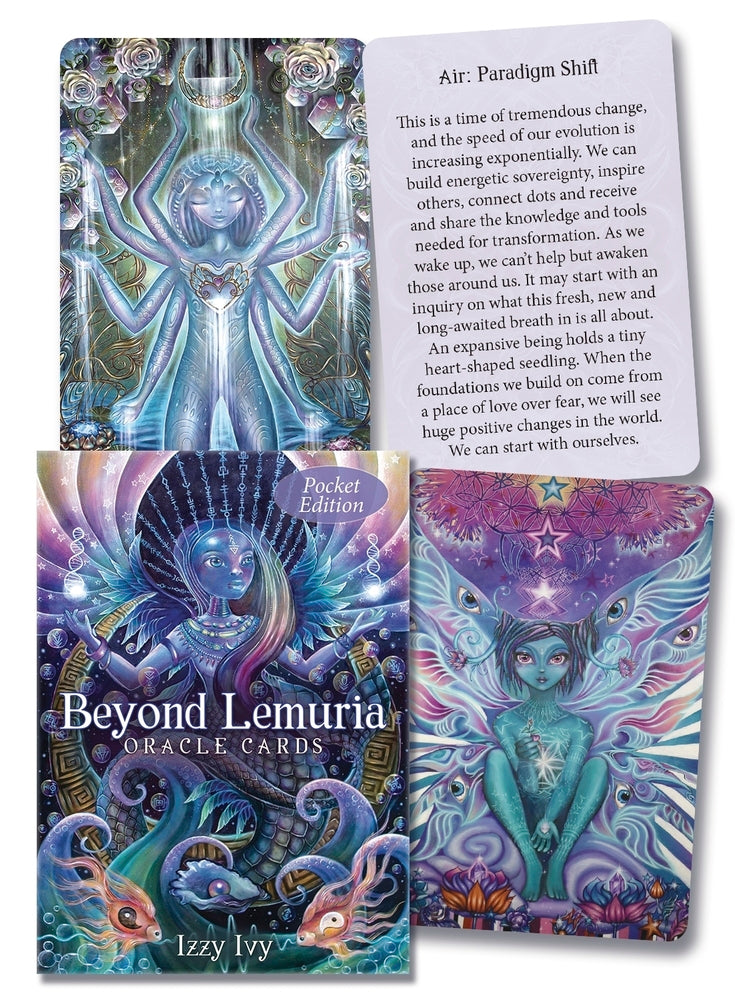 BEYOND LEMURIA (POCKET EDITION CARDS (INGLES)