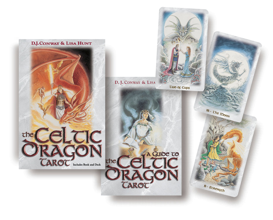 CELTIC DRAGON TAROT SET (INGLES)