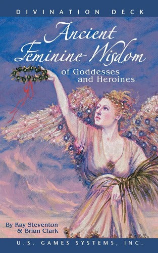 ANCIENT FEMININE WISDOM (INGLES)