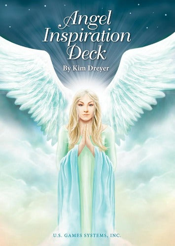 ANGEL INSPIRATION DECK (INGLES)