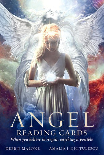 ANGEL READING CARDS (INGLES)