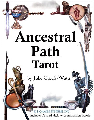 ANCESTRAL PATH TAROT DECK (INGLES)