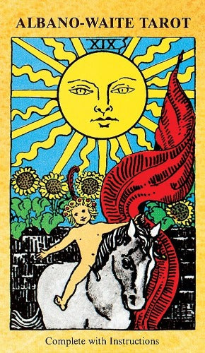 ALBANO WAITE TAROT DECK (INGLES)