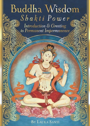 BUDDHA WISDOM, SHAKTI POWER (INGLES)