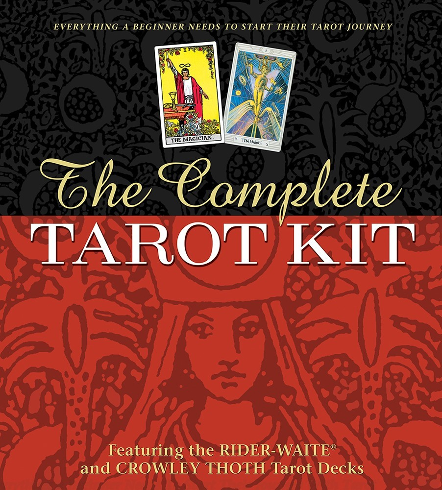 COMPLETE TAROT KIT (INGLES)