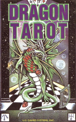 DRAGON TAROT (INGLES)