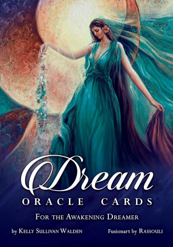 DREAM ORACLE CARDS (INGLES)