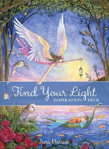 FIND YOUR LIGHT INSPIRATION DECK (INGLES)
