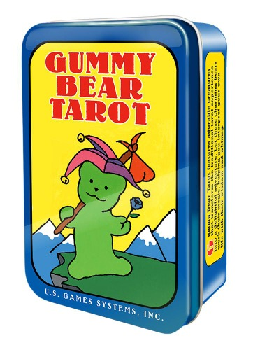 GUMMY BEAR TAROT IN A TIN (INGLES)