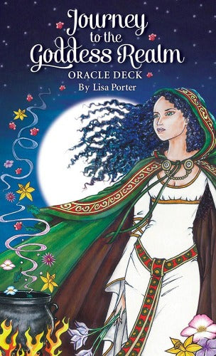 JOURNEY TO THE GODDESS REALM ORACLE CARDS (INGLES)