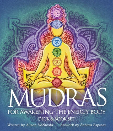 MUDRAS FOR AWAKENING THE ENERGY BODY (INGLES)