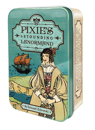 PIXIE´S ASTOUNDING LENORMAND (INGLES)